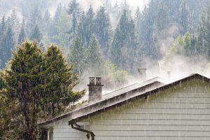 Rain Damage & Home Insurance